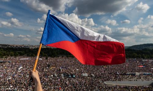 Czech Press Photo k vidění ve Valašském Meziříčí