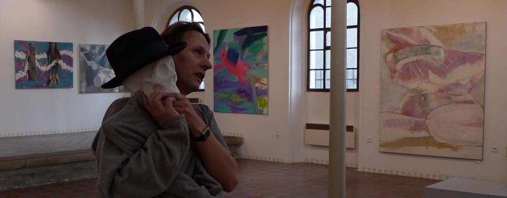 Galerie Sýpka ve Valašském Meziříčí představí aktuální práce studentů a pedagogů ateliéru Malby I. Fakulty umění Ostravské univerzity.