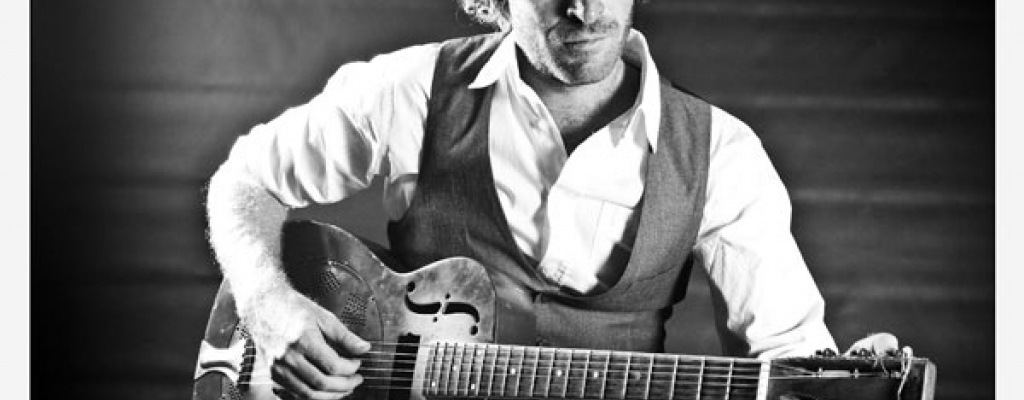 Jihoafrický bluesman Gerald Clark se představí na Malé scéně