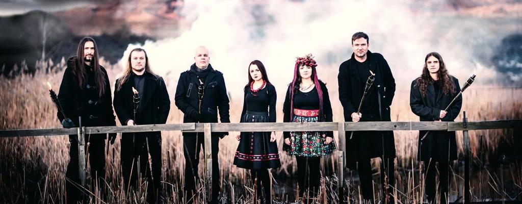 Metaloví folkaři z Hranic pokřtí nové album Smutnice v M-klubu