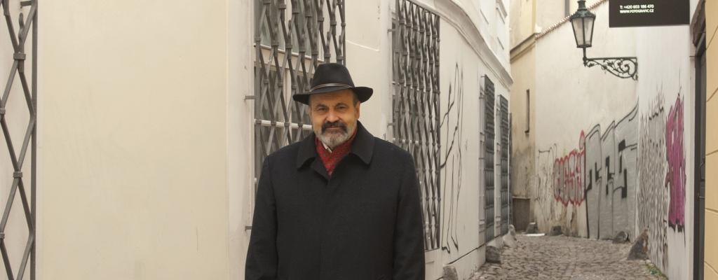 Profesor Tomáš Halík bude přednášet v kině Svět ve Valašském Meziříčí