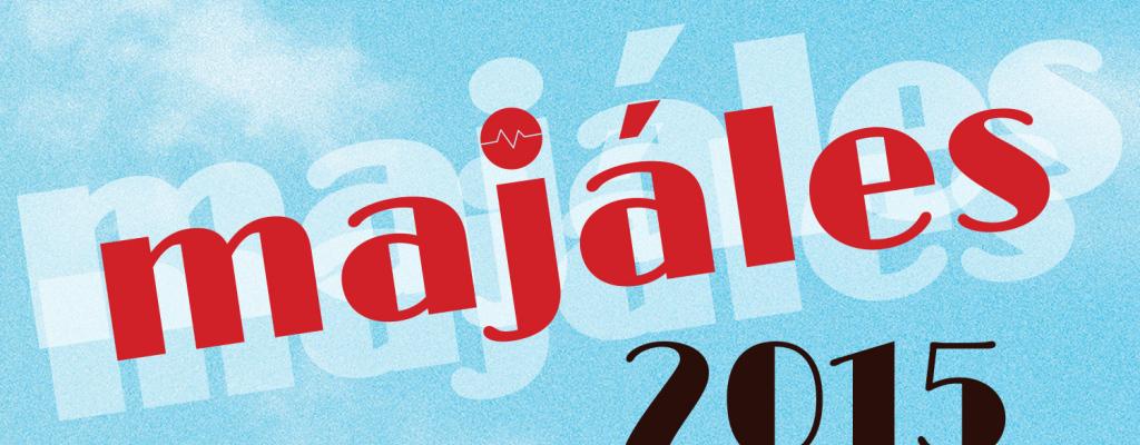 Prodej vstupenek na Májales 2015 zahájen