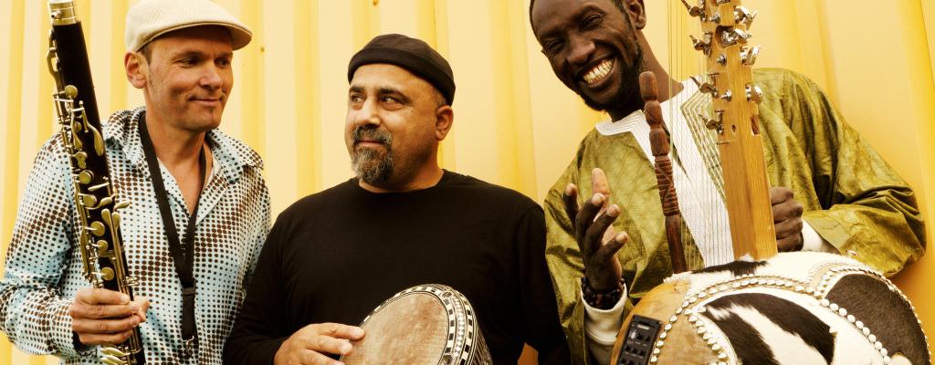Příběhy inspirované africkou tradicí v hudbě Moussy Cissokha
