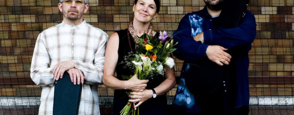 První dáma slovenského folku představí své Trio a novou desku